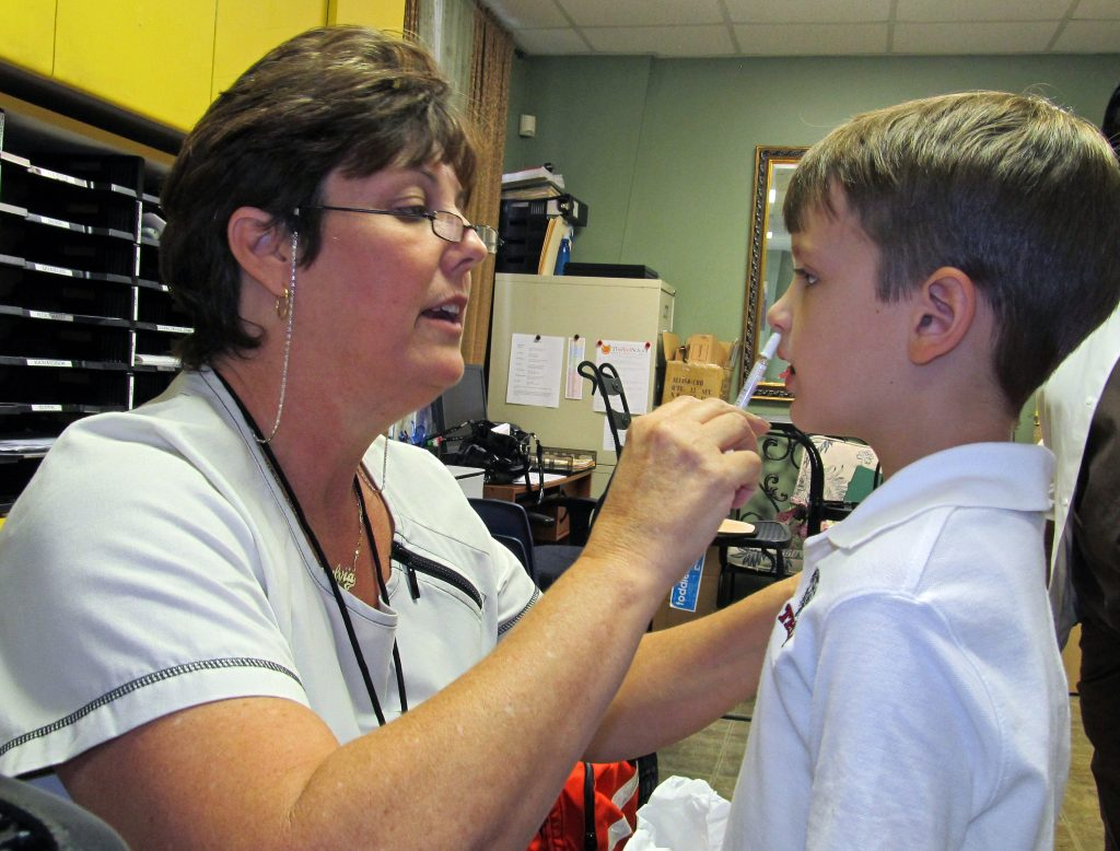 Flu vaccination programs have potential to be self-sustaining in Florida