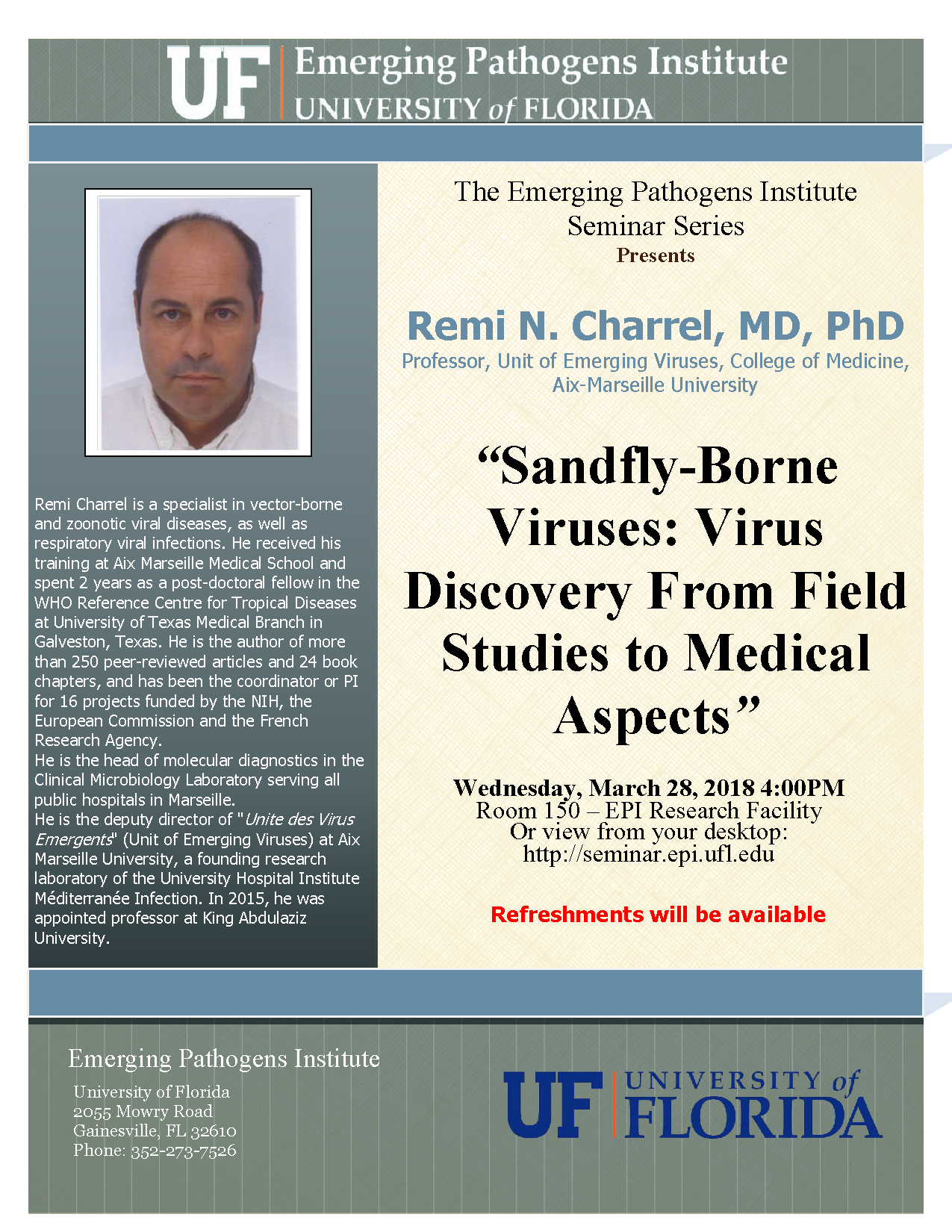 Sandfly-Borne Viruses: Virus Discovery From Field Studies to Medical Aspects
