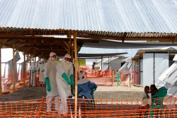 UN's interventions in Sierra Leone significantly slowed Ebola