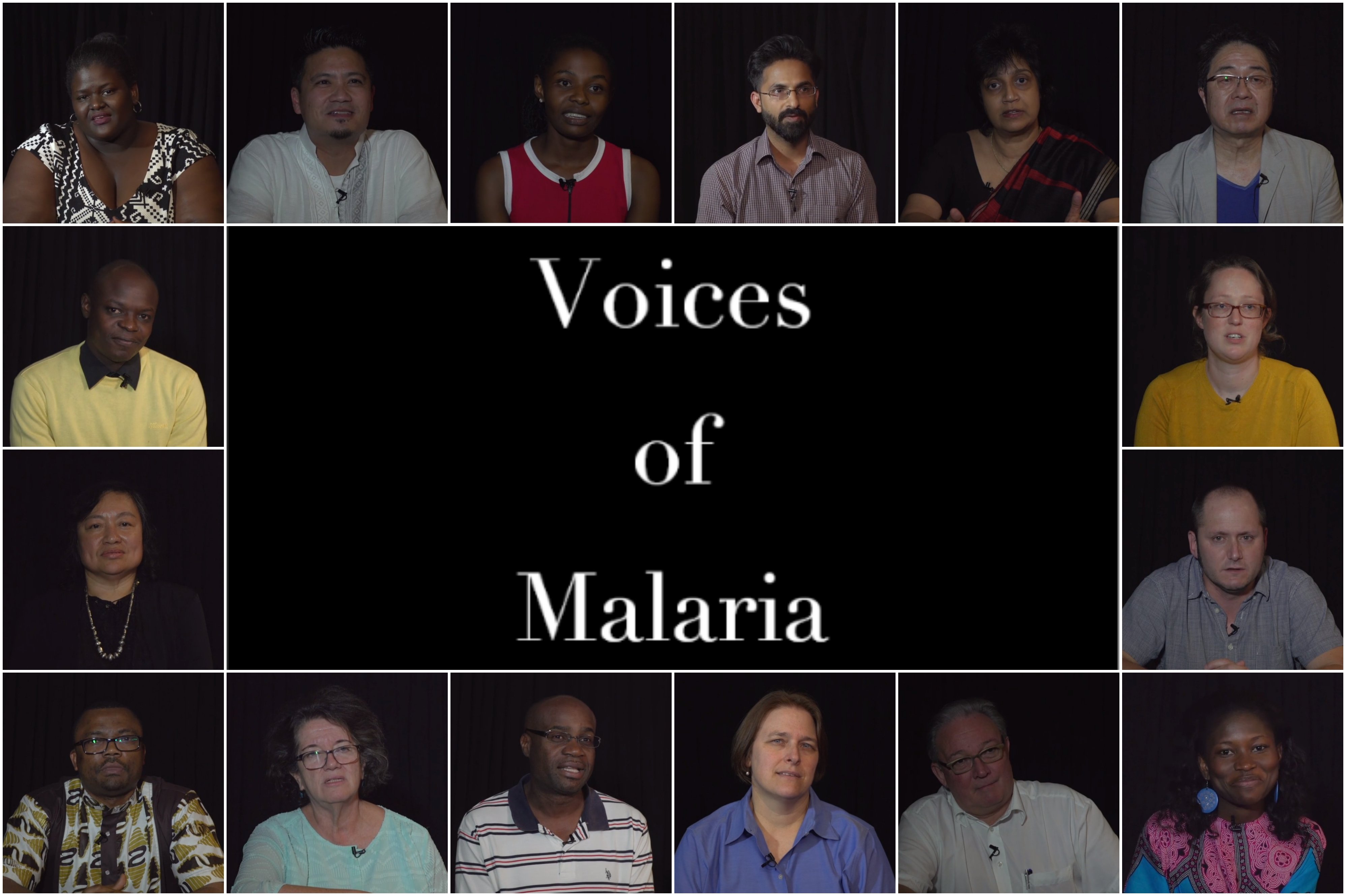 Voices of Malaria