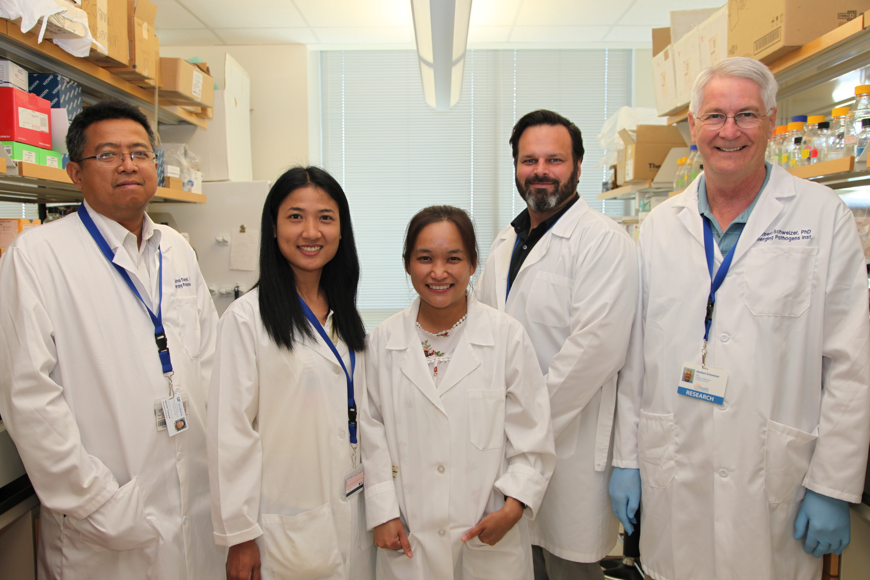 UF Emerging Pathogens Institute researchers make seminal discovery in antibiotic resistance