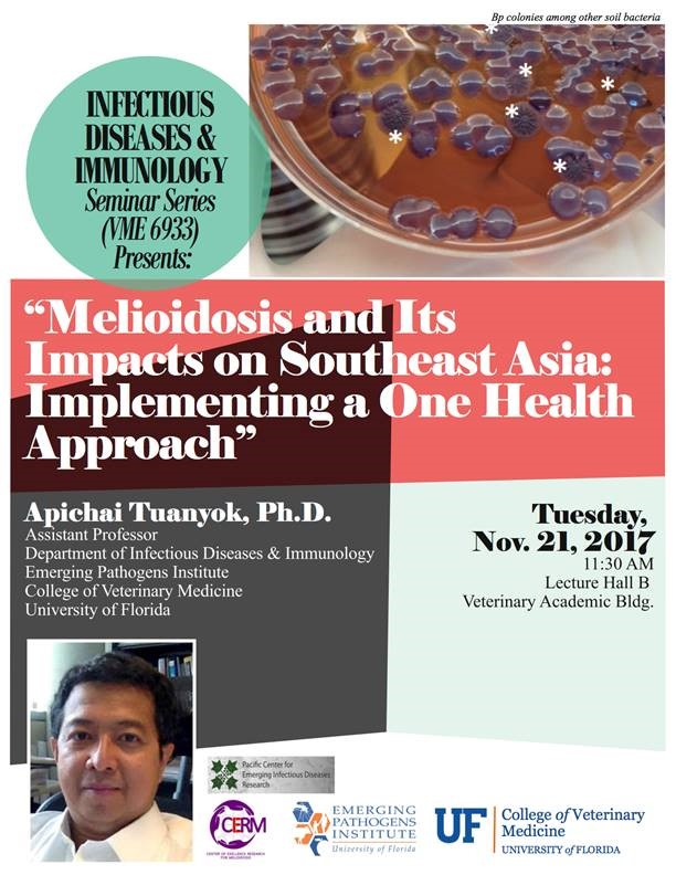 Melioidosis and Its Impacts on Southeast Asia: Implementing a One Health Approach